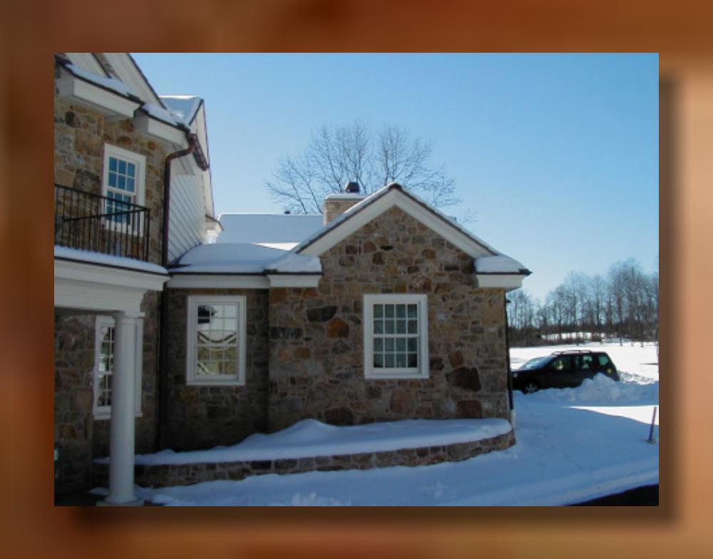 Farmhouse Restoration Exterior Trim Before And After