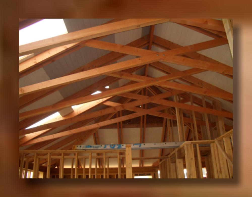 Cape May New Jersey Timber Roof System
