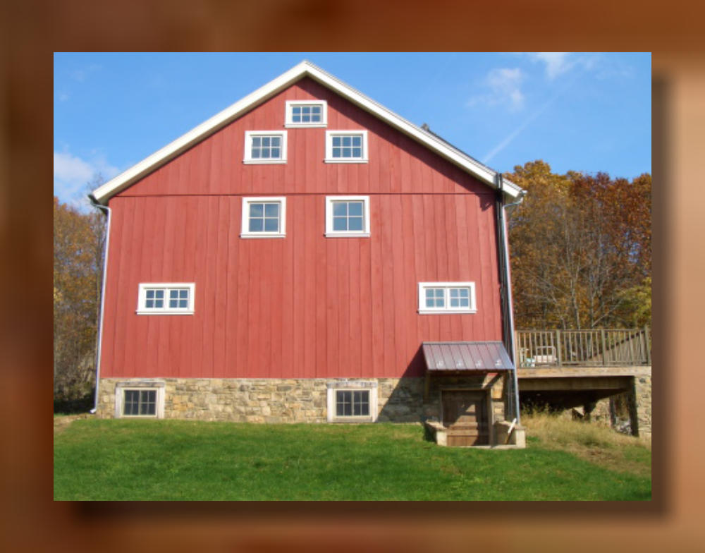 Bucks County Pa Barn Relocation Restoration