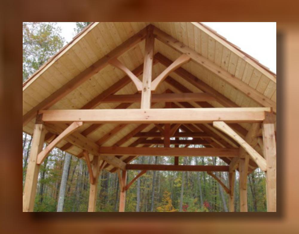 Pocono Mountain Region Lakeside Pavilion